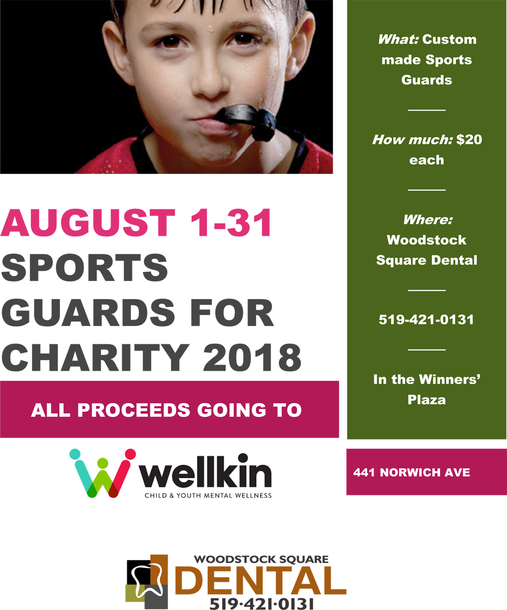 Sports Guards for Charity