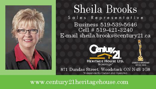 Sheila Brooks - Century 21